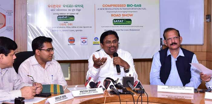 Odisha to have compressed bio gas plants