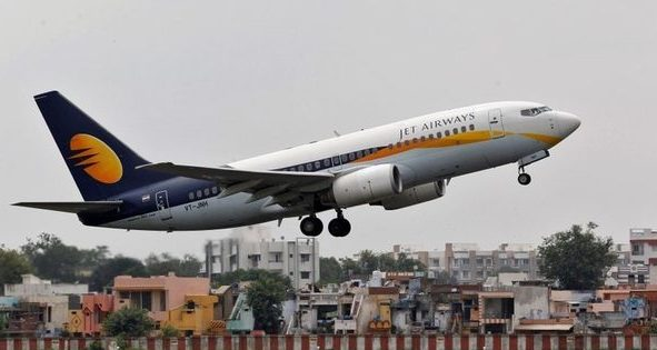 Jet Airways suspends 13 international flights till April