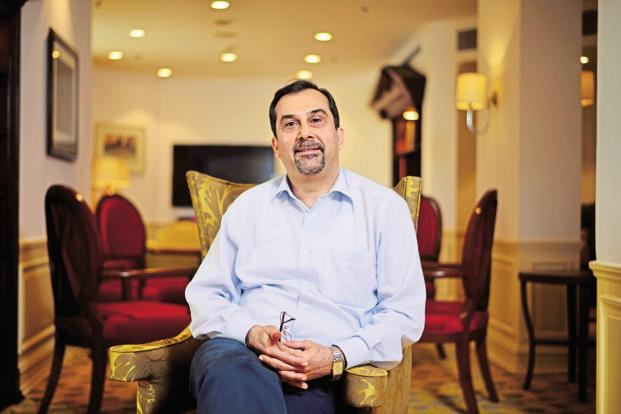 Sanjiv Puri is the new CMD of ITC
