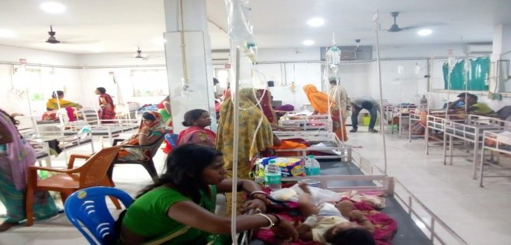 Child deaths due to AES continue; doctors, officials clueless