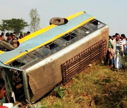 2 pilgrims from Odisha die in Nepal bus accident